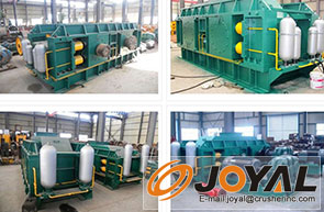 Hydraulic Rollers Crusher