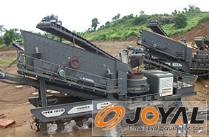 Combination Mobile Crushing Plant Y3SF1010E46